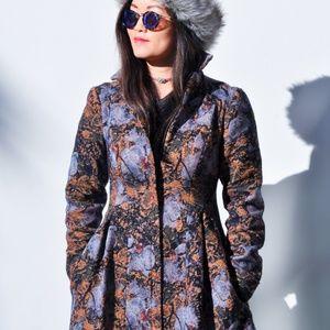 Nanette Lepore Botanist Jacket